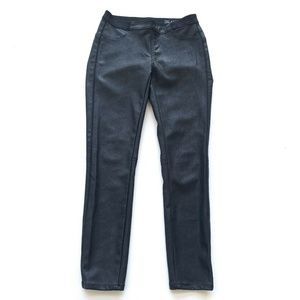 Blank NYC Faux Leather Skinny Pants Womens Size 28